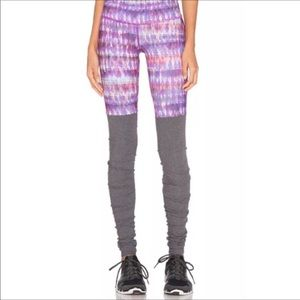 Alo Yoga Goddess Leggings Bhakti/Grey XS